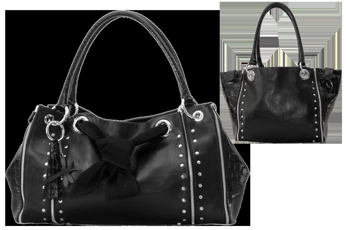 acheter authentique pas cher Quantité limitée Sophie Victor Paris - designer mon sac cuir clouté 6 en 1 ...